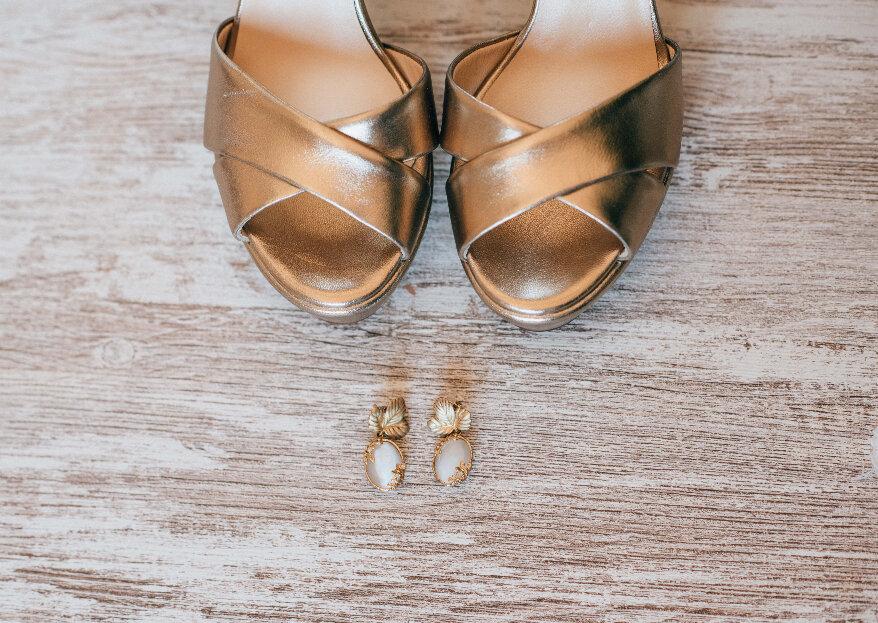 Como escolher os sapatos de noiva para o meu casamento