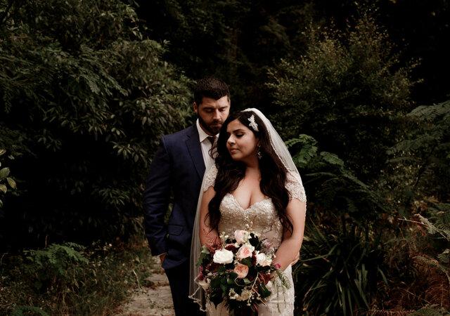 Amanda and Rob's Spellbinding Sintra Wedding