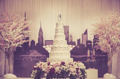 I migliori wedding cake designer di Napoli