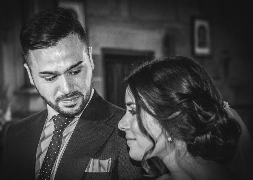 Como reagirá o vosso noivo ao ver-vos? Fiquem a conhecer as 7 reações possíveis!