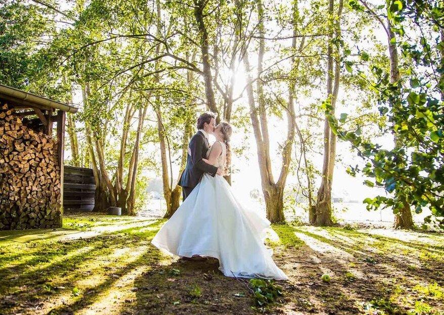 De trouwfoto checklist voor onmisbare trouwfoto´s