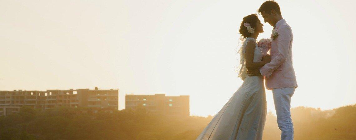 La boda de Tico y Naty: ¡Destinados a ser felices!
