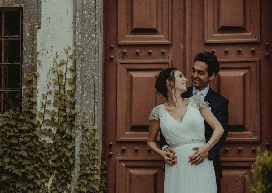 Casar em jardins: Liberdade, ação e energia positiva