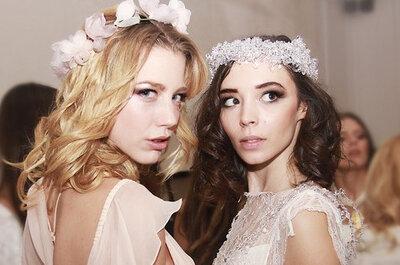 Neue Brautstylings 2016 zum Nachstylen! Für einen einzigartigen Auftritt