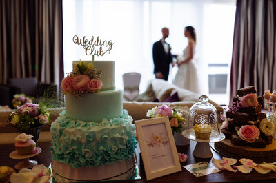 Ein Event der Extraklasse - Der Wedding Club im Zürich Marriott Hotel