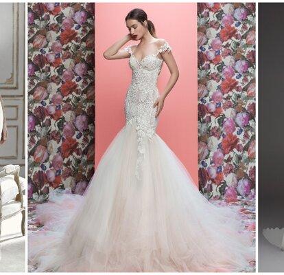 de403d49c06a Se anda à procura do modelo perfeito para o seu grande dia, não perca a  oportunidade de ver os vestidos de noiva sereia com os quais causará  sensação.
