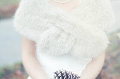 Realweddings: De 4 seizoenen bruiloften thema's!