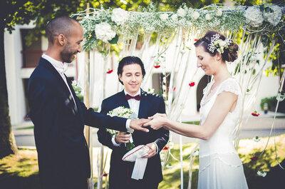 Comment rédiger ses voeux de mariage : nos meilleurs conseils !
