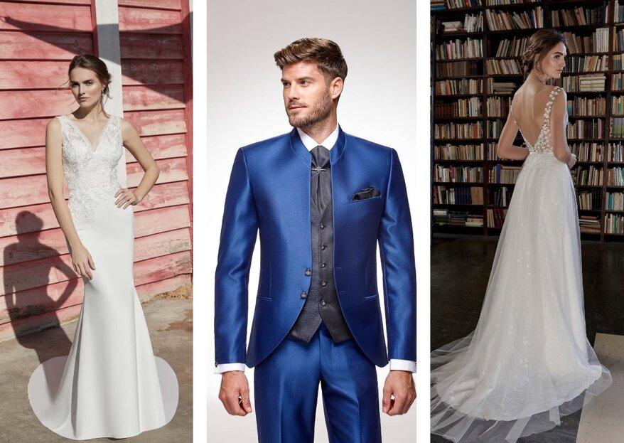 À l'Infini Mariage lance son outlet avec des tenues de mariage à prix tout doux !
