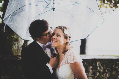 Un mariage sous un chapiteau de cirque ? Solveig et Timothée ont tenté l'expérience !