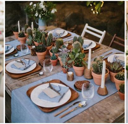 60 Idees De Decoration De Tables De Mariage Les Plus
