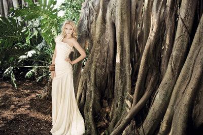 Quer ter um vestido de noiva ecológico?