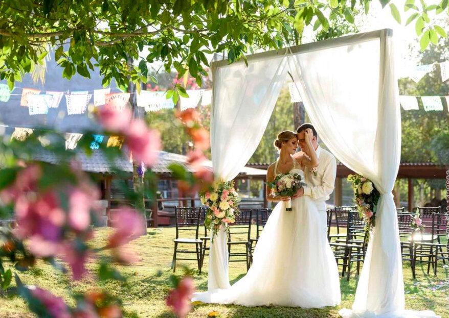 Celebra una boda increíble en El Pueblito Sayulita