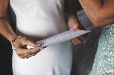 Domani ti sposi! 10 dettagli dell'ultimo minuto da non trascurare