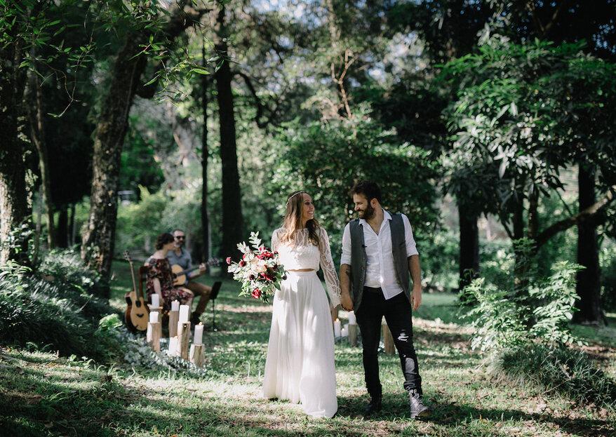 Fazenda Alvamar: todo o charme que você precisa para realizar o seu casamento intimista em um espaço diferenciado e exuberante!