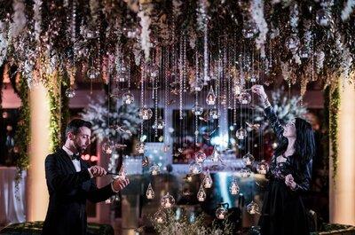 A Carnevale ogni matrimonio vale! Ecco com'e andata la festa in maschera del settore nozze a Roma