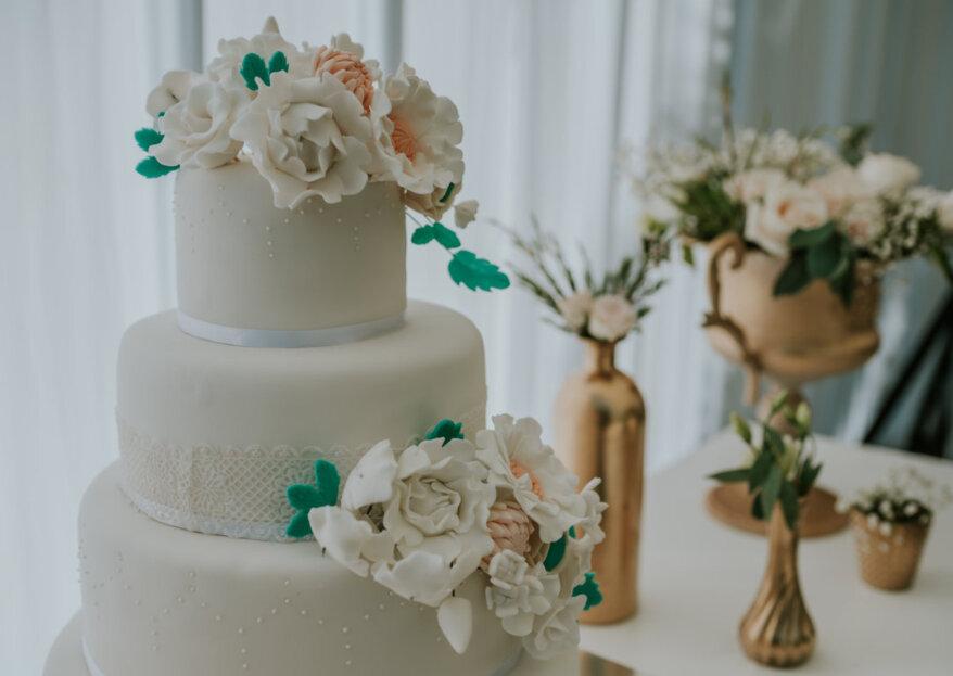 Protocolo para cortar la torta de matrimonio: cómo y cuándo hacerlo