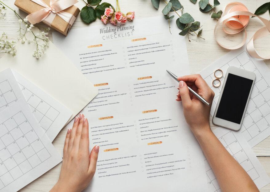 Cómo elegir la wedding planner de mi matrimonio: con estos 5 pasos ¡acertarás!