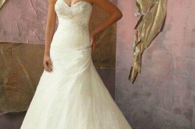 Os 10 erros que as noivas cometem ao escolher o vestido de noiva.