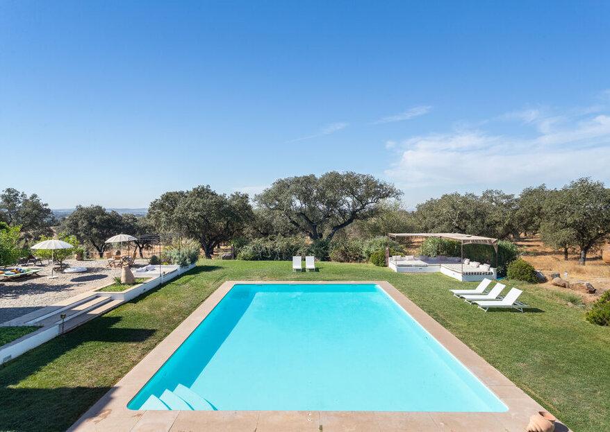 Rosa Estates, The Farmhouse & Stables: onde o luxo e a natureza se aliam!