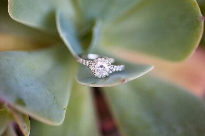 Como manter o anel de noivado como NOVO: dicas ÚTEIS de limpeza e manutenção!