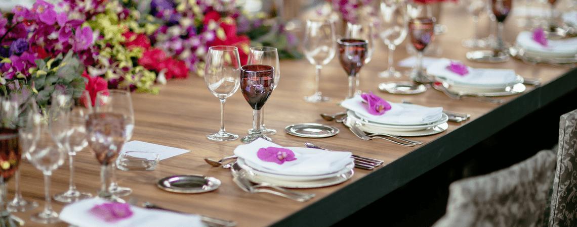 Cómo elegir el catering para tu boda: 5 pasos para tener un banquete espectacular