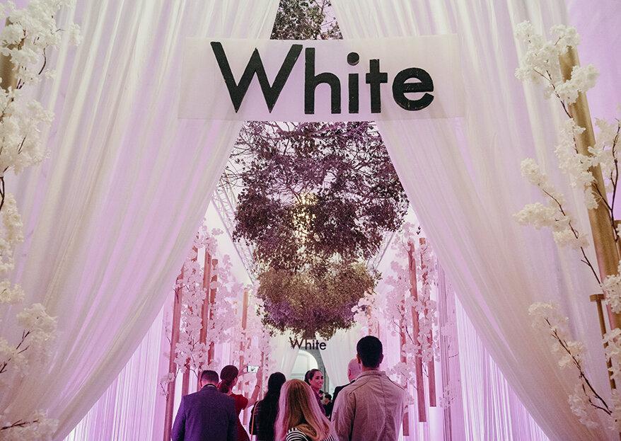 White Wedding Weekend: a elegância do casamento em Lisboa & Porto