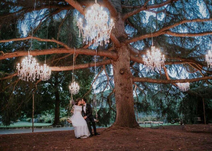 Le location delle meraviglie: trova quella perfetta per il tuo matrimonio