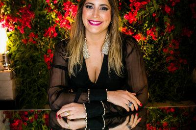 O sucesso do lançamento do Guia Atemporal das Noivas com Estilo da estilista Carol Hungria