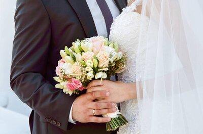 Como organizar um mini wedding PERFEITO em 1 telefonema: praticidade e luxo ao seu alcance!