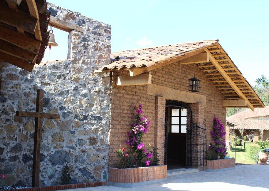 Hacienda Amoltepec: el lugar idóneo para celebrar una boda destino