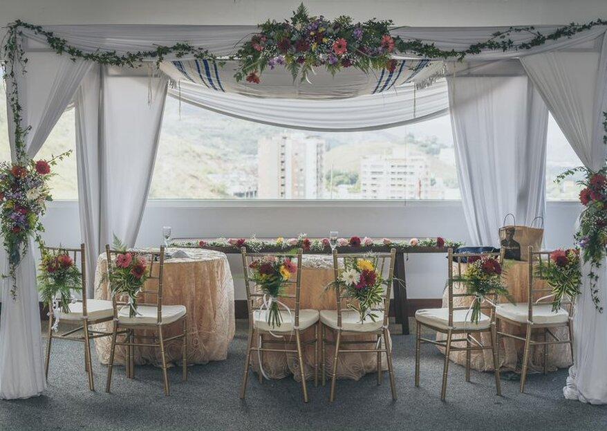 Hotel Spiwak: el lugar perfecto para una boda en Cali, la sucursal del cielo