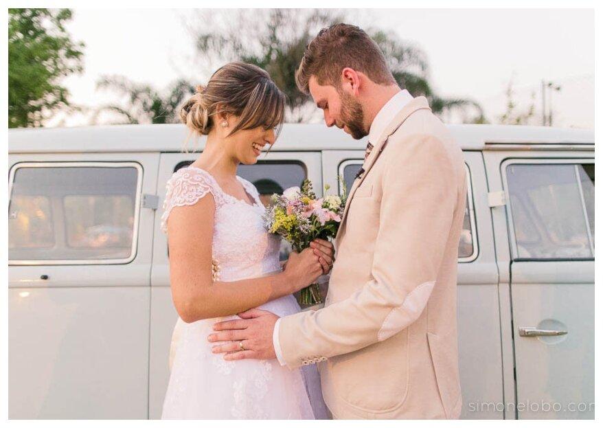 Vanessa Oz Flores: seu projeto floral do casamento com a expersite e elegância!