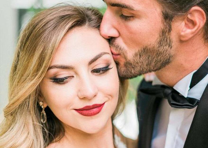 8 maquilhadoras para casamentos em Aveiro recomendadas pelos noivos Zankyou