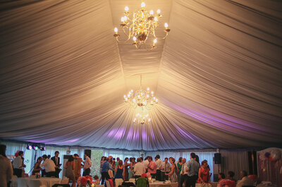 La boda de la semana - Una boda al más puro estilo boho