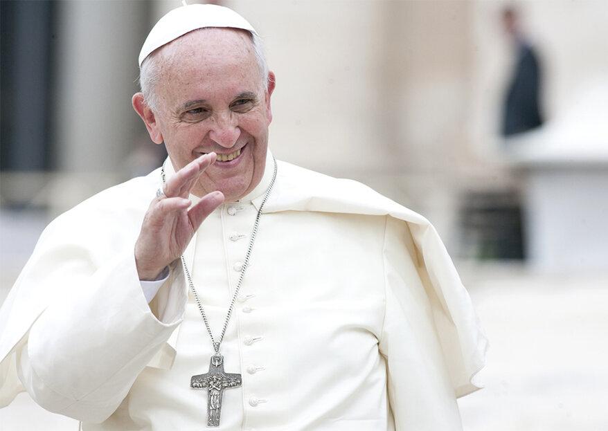 Como pedir a Bênção Papal para o seu casamento