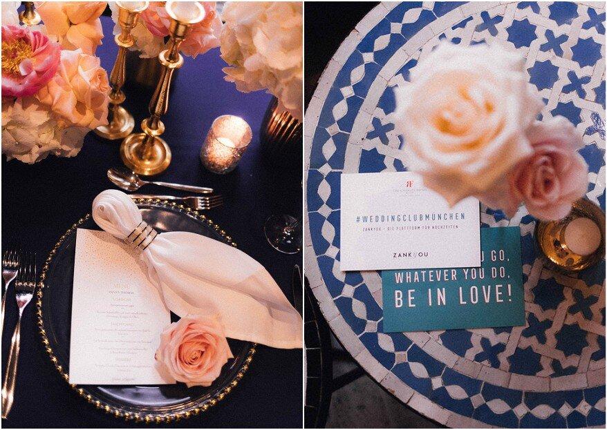 Der erste Zankyou Wedding Club in der Sophia's Bar des Münchener Charles Hotels