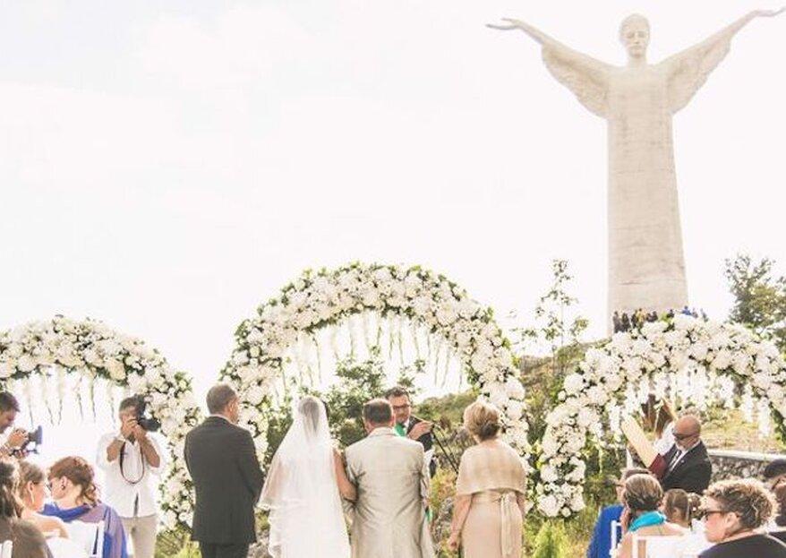 Valentina Trotta, la Wedding Planner che vi seguirà in tutta Italia per l'organizzazione completa delle nozze