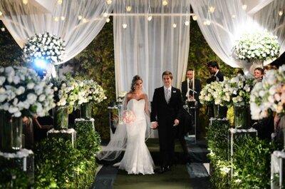Os mais lindos casamentos em São Paulo: real weddings inspiradores para 2014