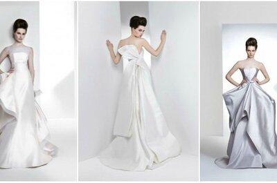 Una selezione di abiti nuziali 'only the brave' (Si sconsiglia la visione ad un pubblico di spose tradizionali)