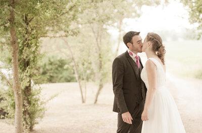 Mon Conte de Fées conjugue poésie et romantisme dans ses photographies de mariage