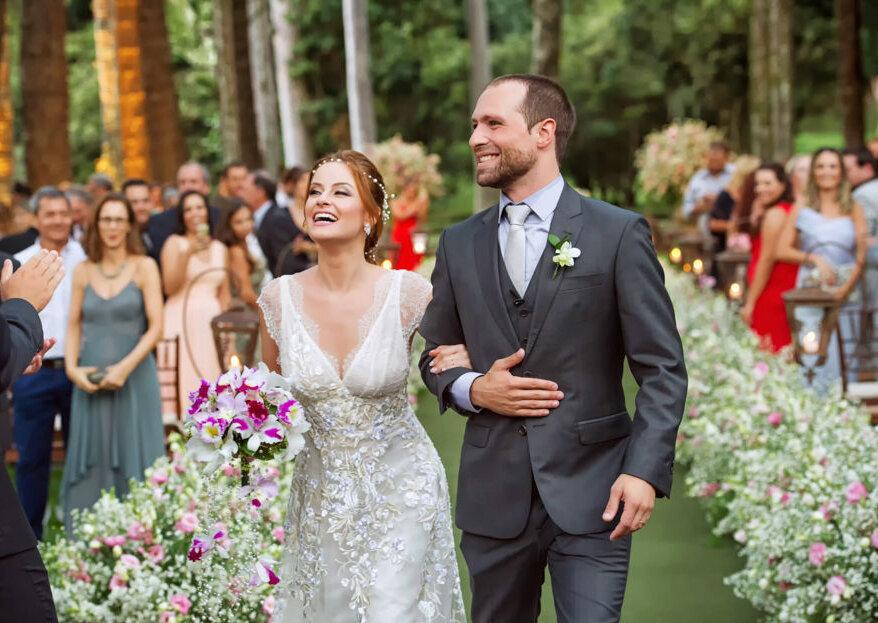 Zankyou revela: quanto custa um casamento hoje no Brasil?