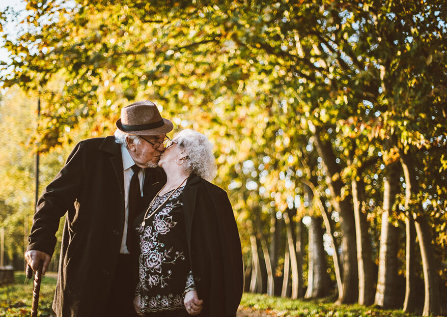 Bodas de ouro: como celebrar os 50 anos de casamento?
