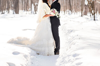 5 Tips to Help You Stress Less When Planning Your Winter Wedding