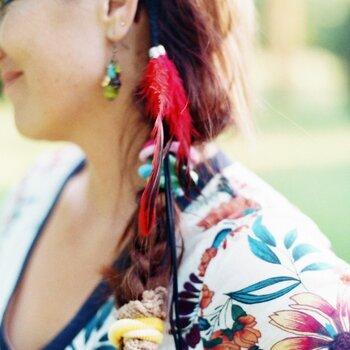 Peace & Love: Eine echte Hippie-Hochzeit