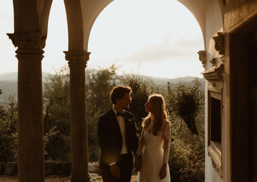 Pour des photos de mariage intemporelles, faites appel à Angela di Paolo