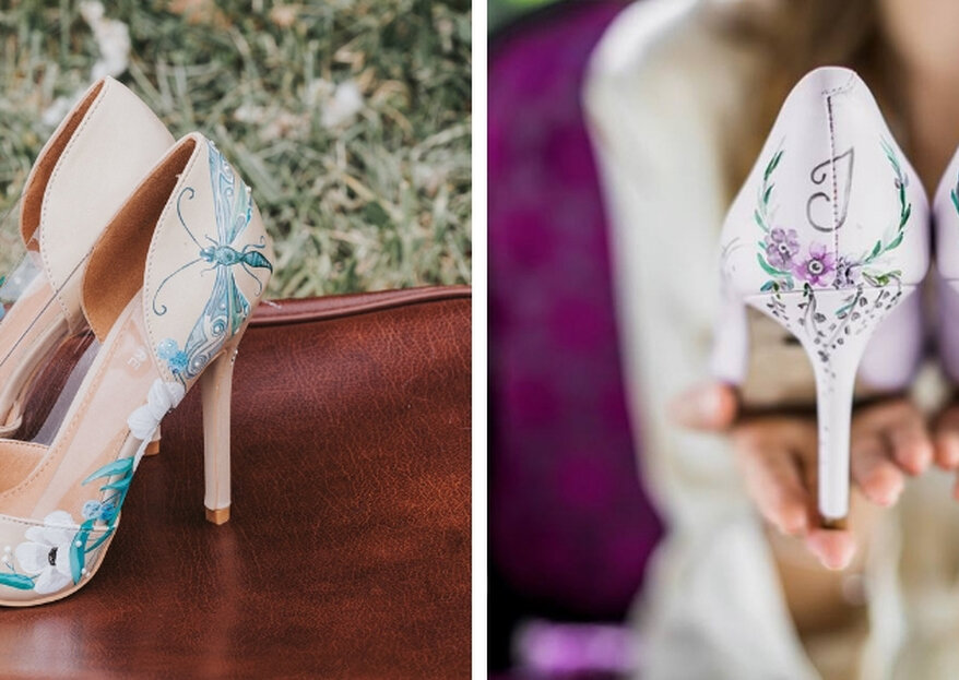 Get Creative: How to Personalise Your Wedding Look