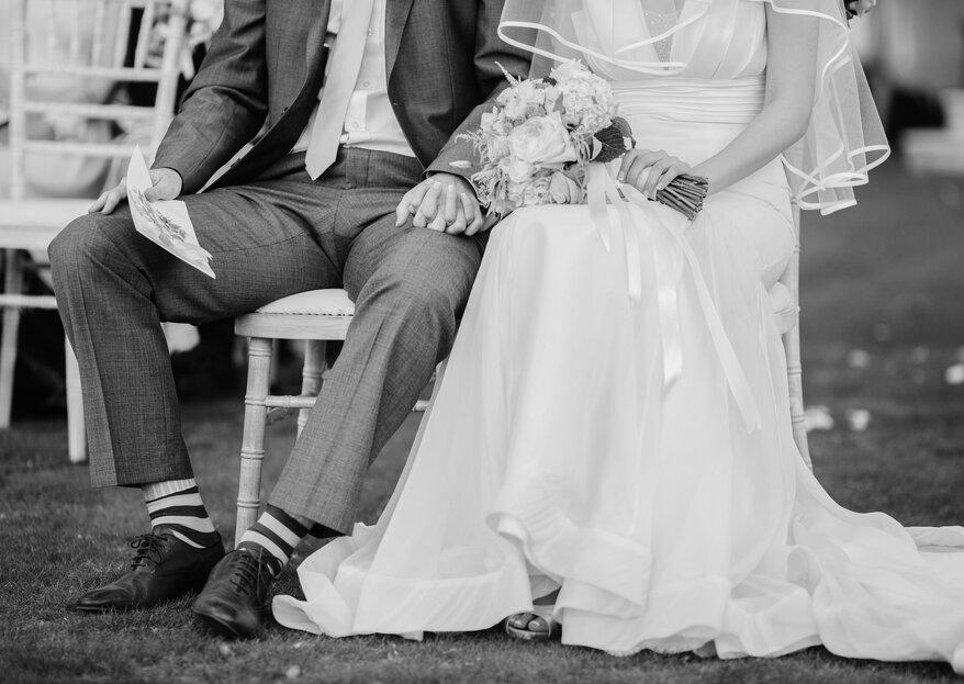 Addobbi con tulle: 5 idee da sogno per decorare il tuo matrimonio