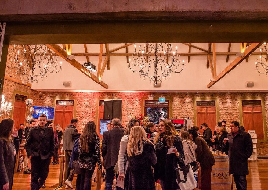 FESTEJAR GRAMADO 2019: a 4ªedição do evento que reúne muita gente do mercado de eventos sociais é já este mês!