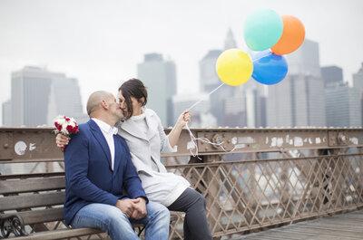 Come sposarsi a New York: la guida definitiva